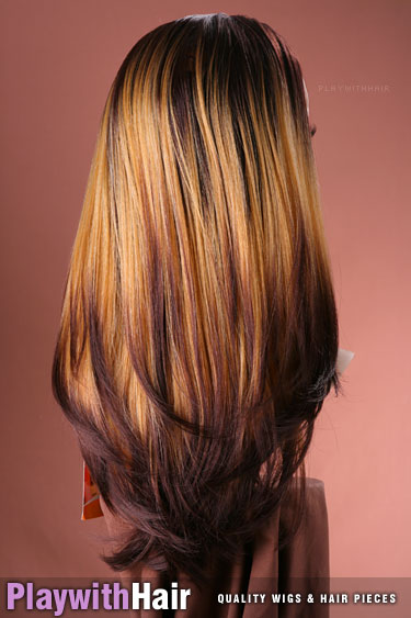 bp278 Brown Blonde REGROWTH