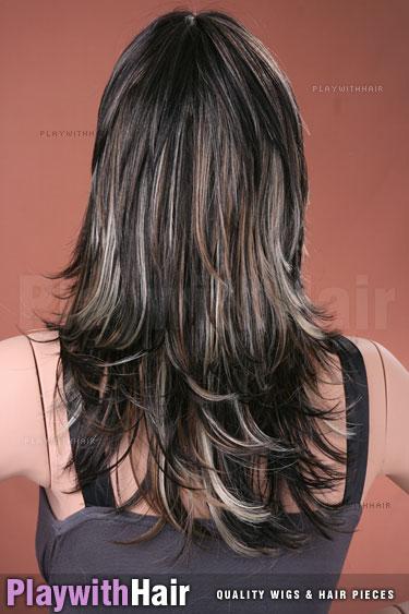 2/18/613hl Black Brown Blonde