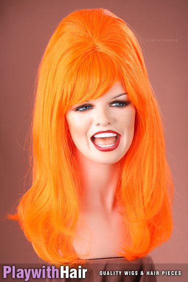 orange Vibrant Orange