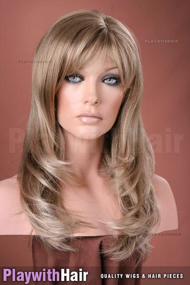 12/24bt Brown Blonde Tip