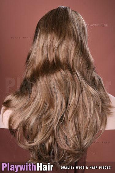 h12/16 2Tone Ash Brown Blonde