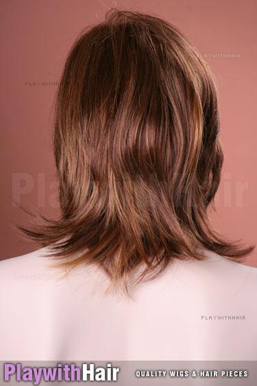 h27/33 Blonde Auburn Mix
