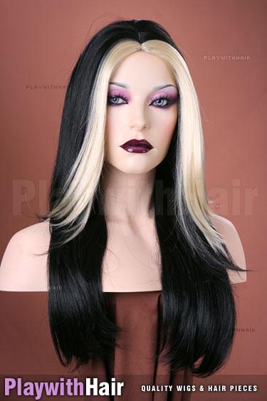 1b/613st Black Blonde Front