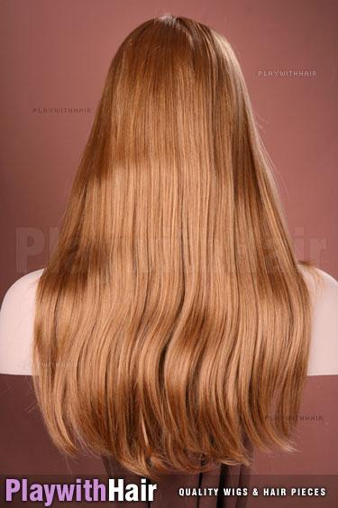27/613st Blonde Platinum Front