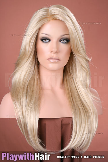 22rh613 Natural Pale Blonde Mix