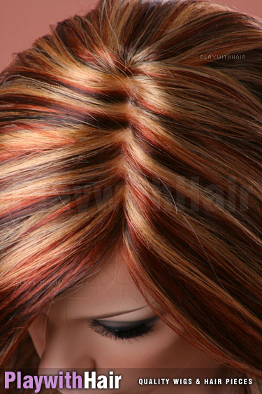 33r27f Flame Red Mix