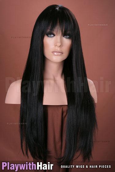 Teresa Human Hair Wig Colors 78