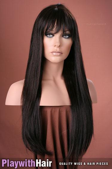 Teresa Human Hair Wig Colors 17