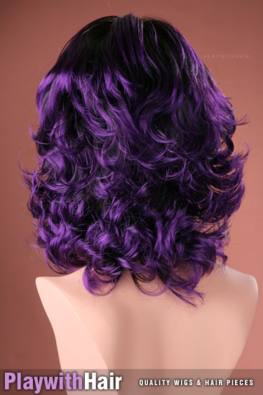 tt1b/ppl Black Purple Tips