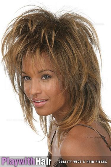 Sepia Tinaturner Costume Wig Sepia Costume Wigs