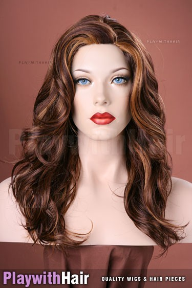 New Look - Natalie S Synthetic Wig