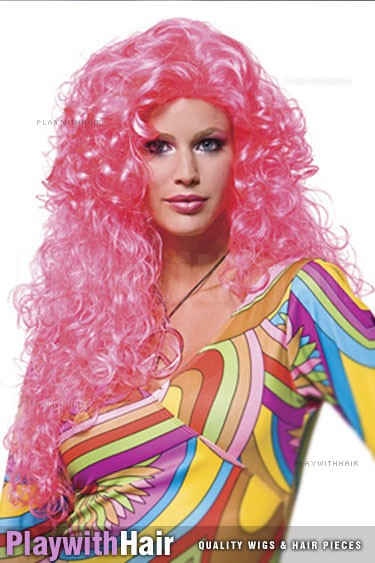 Henry Margu - Frenzy Costume Wig