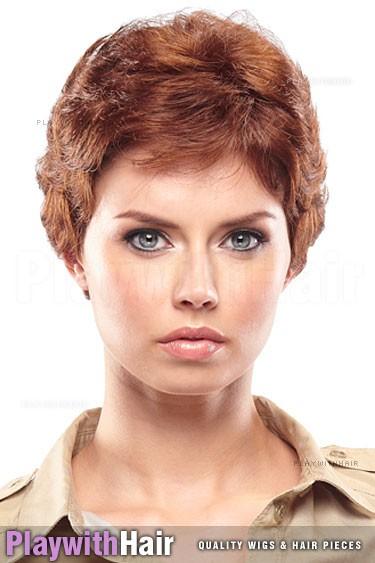 Jon Renau - Petite Pam Synthetic Wig