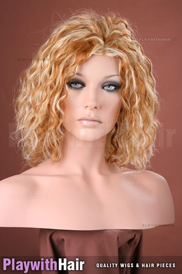 Sepia - Amity Human Hair Wig