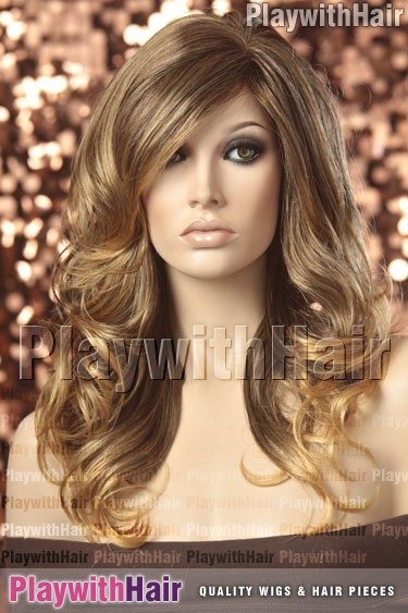 Forever Young - British Candy Synthetic Wig
