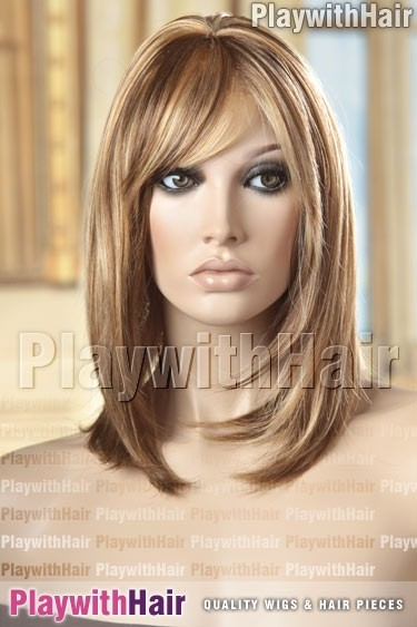 Carefree Collection - Sienna Synthetic Wig