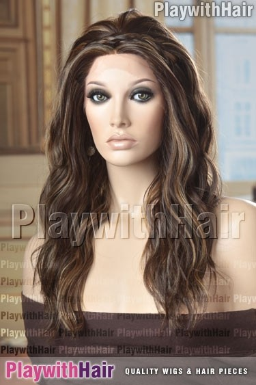 Forever Young - European Boho Synthetic Wig