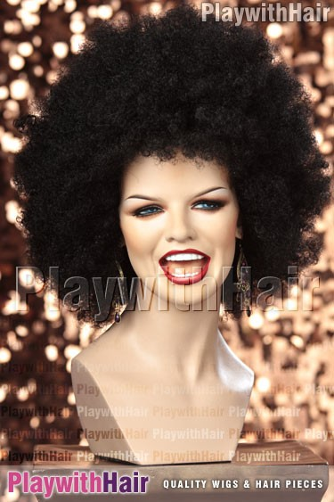 Forever Young - Foxxy Costume Wig