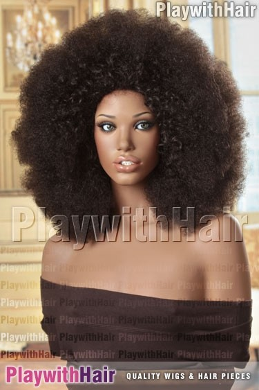 New Look - AfroSGH Costume Wig