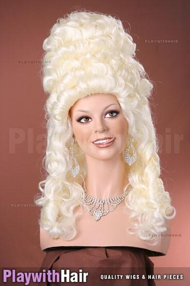 New Look - ColonialBH Costume Wig