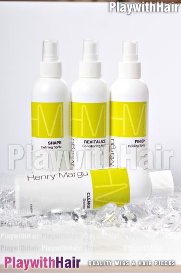 Henry Margu - Complete Wig Pack