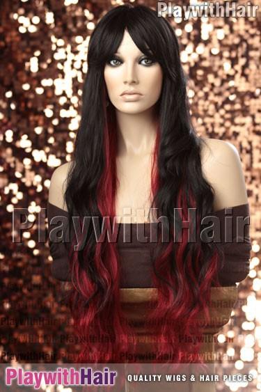 Sepia - Aspen Heat Friendly Synthetic Wig