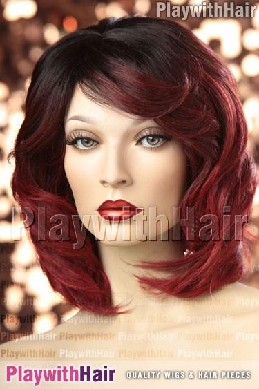 Sepia - Chantel Synthetic Wig