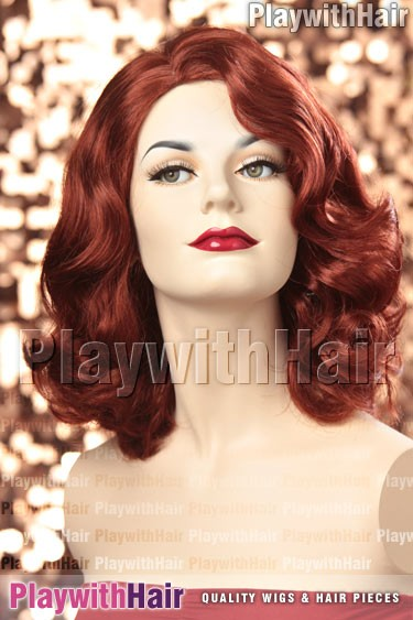 Sepia - Eternity Synthetic Wig