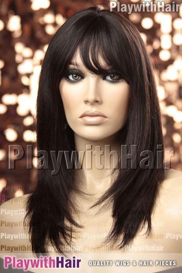 Sepia - Britney Remy human Hair Wig