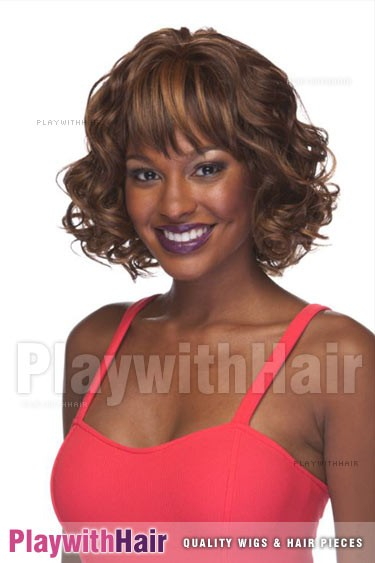 Sepia - Scent Human Hair Blend Wig