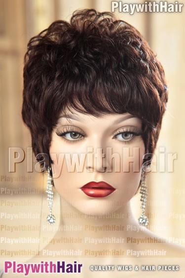 Sepia - Delores Human Hair Wig