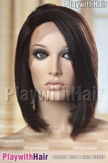 Sepia - Alaska Remy Human Hair Wig