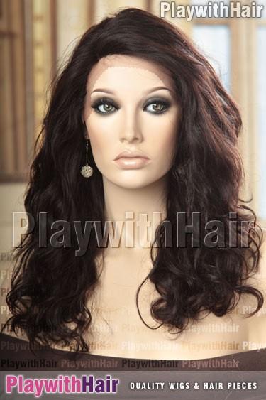 Sepia - Becca Remy Human Hair Wig