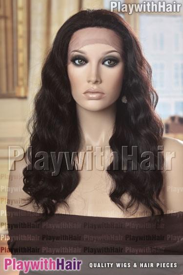 Sepia - Marisol Remy Human Hair Wig