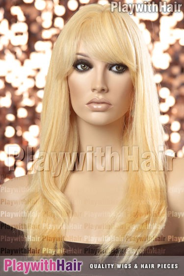 Sepia - Tatum Human Hair Wig