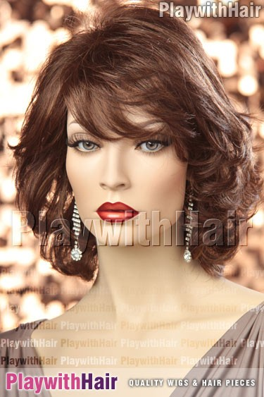 Sepia - Janet Synthetic Wig