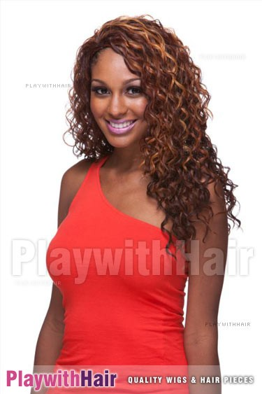 Sepia - Lexi Hair Piece