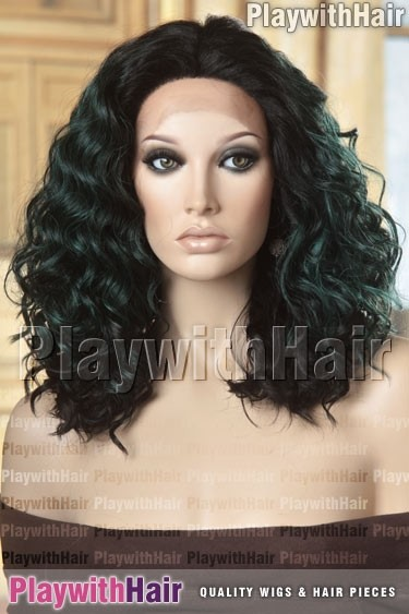 Sepia - Cairo Heat Friendly Synthetic Wig