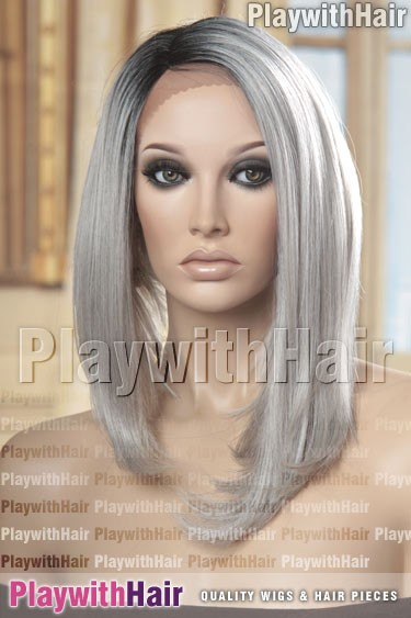 Sepia - Claire Heat Friendly Synthetic Wig