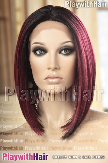 Sepia - Libby Heat Friendly Synthetic Wig