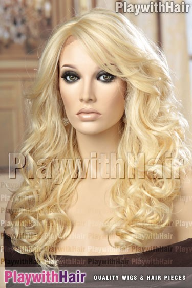 Sepia - Sedona Lace Front Synthetic Wig