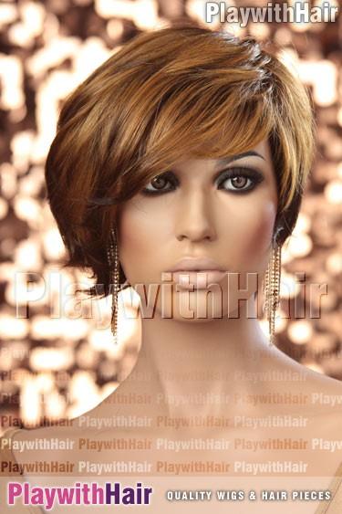 Sepia - Tamara Synthetic Wig