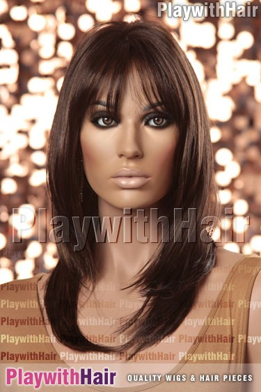 Sepia - Uptown Synthetic Wig