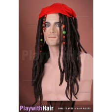 New Look - Pirate Costume Wig
