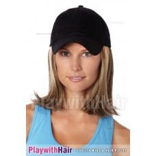Henry Margu - ClassicHatBlack Hair Piece