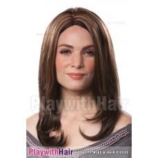 Sepia - Bride Synthetic Wig