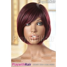 Sepia - Dani Heat Friendly Synthetic Wig