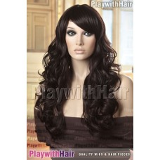 Sepia - Everly Heat Friendly Synthetic Wig