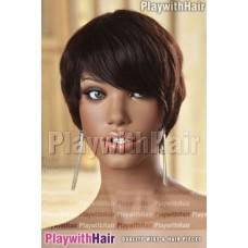 Sepia - Tia Human Hair Wig