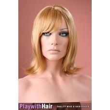 Sepia - Kisha Synthetic Wig